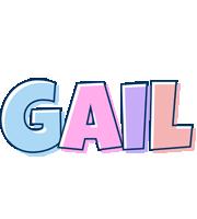 Gail pastel logo
