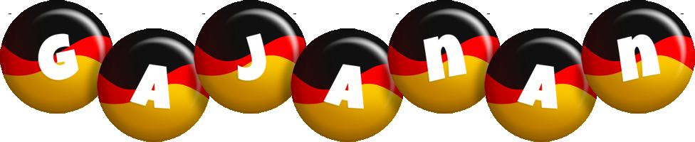 Gajanan german logo