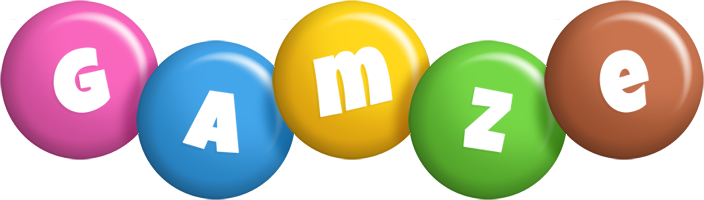 Gamze candy logo