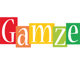 Gamze colors logo
