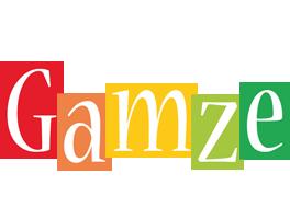 Gamze colors logo
