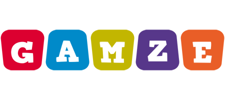 Gamze daycare logo
