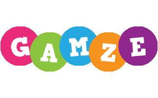 Gamze friends logo