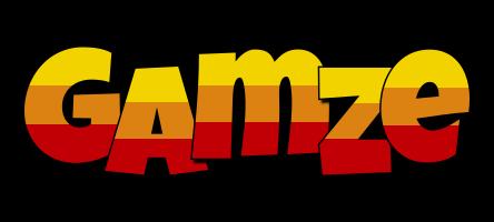 Gamze jungle logo