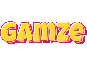 Gamze kaboom logo