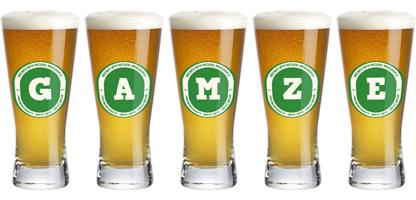 Gamze lager logo