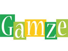 Gamze lemonade logo