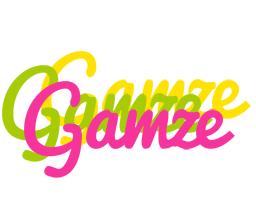 Gamze sweets logo