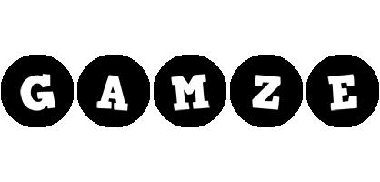 Gamze tools logo