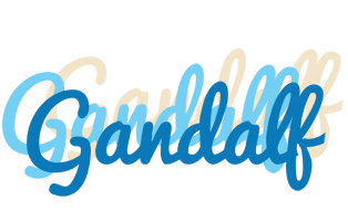Gandalf breeze logo