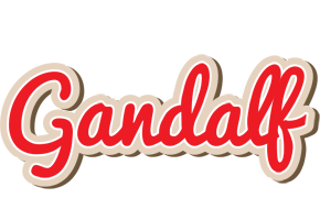 Gandalf chocolate logo