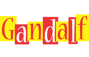Gandalf errors logo