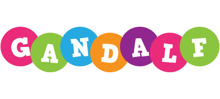 Gandalf friends logo