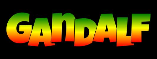 Gandalf mango logo