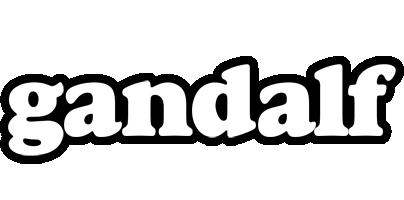 Gandalf panda logo