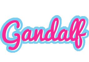 Gandalf popstar logo