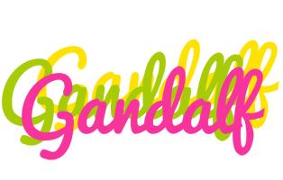 Gandalf sweets logo