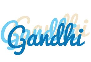 Gandhi breeze logo