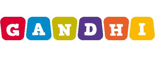Gandhi daycare logo
