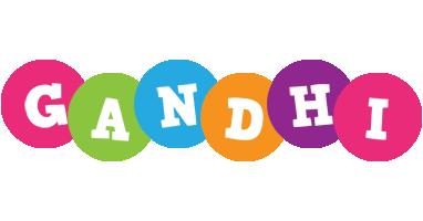 Gandhi friends logo