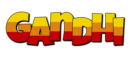 Gandhi jungle logo