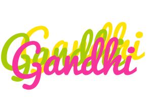 Gandhi sweets logo