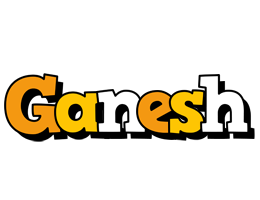 Ganesh cartoon logo