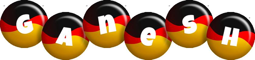 Ganesh german logo