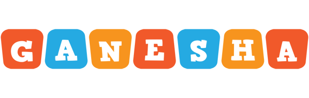 Ganesha comics logo