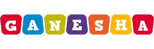 Ganesha daycare logo