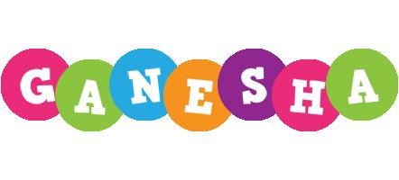 Ganesha friends logo