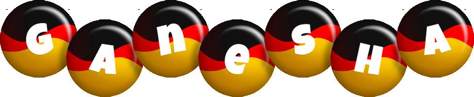 Ganesha german logo