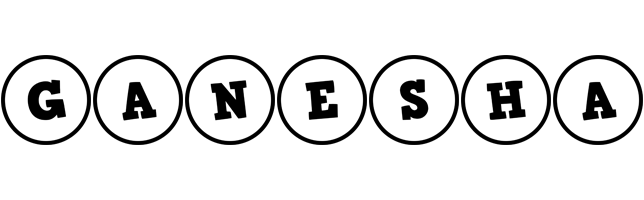 Ganesha handy logo