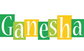 Ganesha lemonade logo