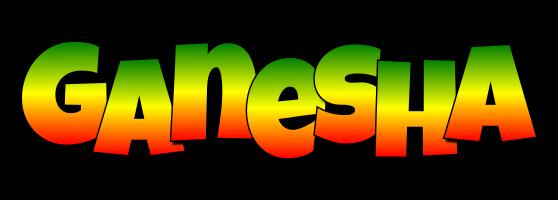 Ganesha mango logo