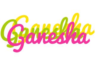 Ganesha sweets logo