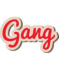 Gang chocolate logo
