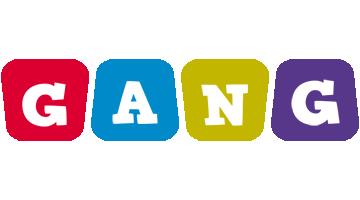 Gang daycare logo