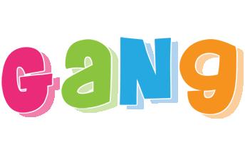 Gang friday logo