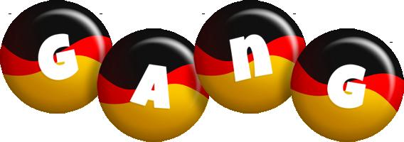 Gang german logo