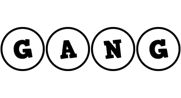 Gang handy logo