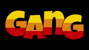 Gang jungle logo