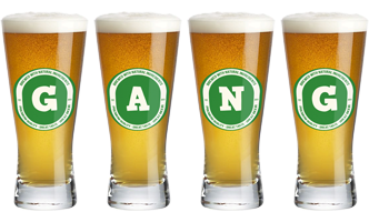 Gang lager logo