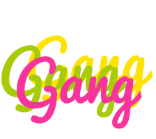 Gang sweets logo
