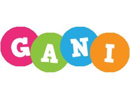 Gani friends logo