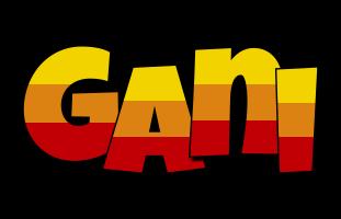 Gani jungle logo