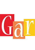 Gar colors logo