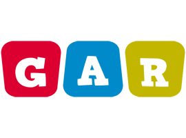 Gar daycare logo