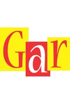 Gar errors logo