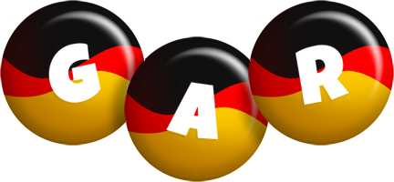 Gar german logo